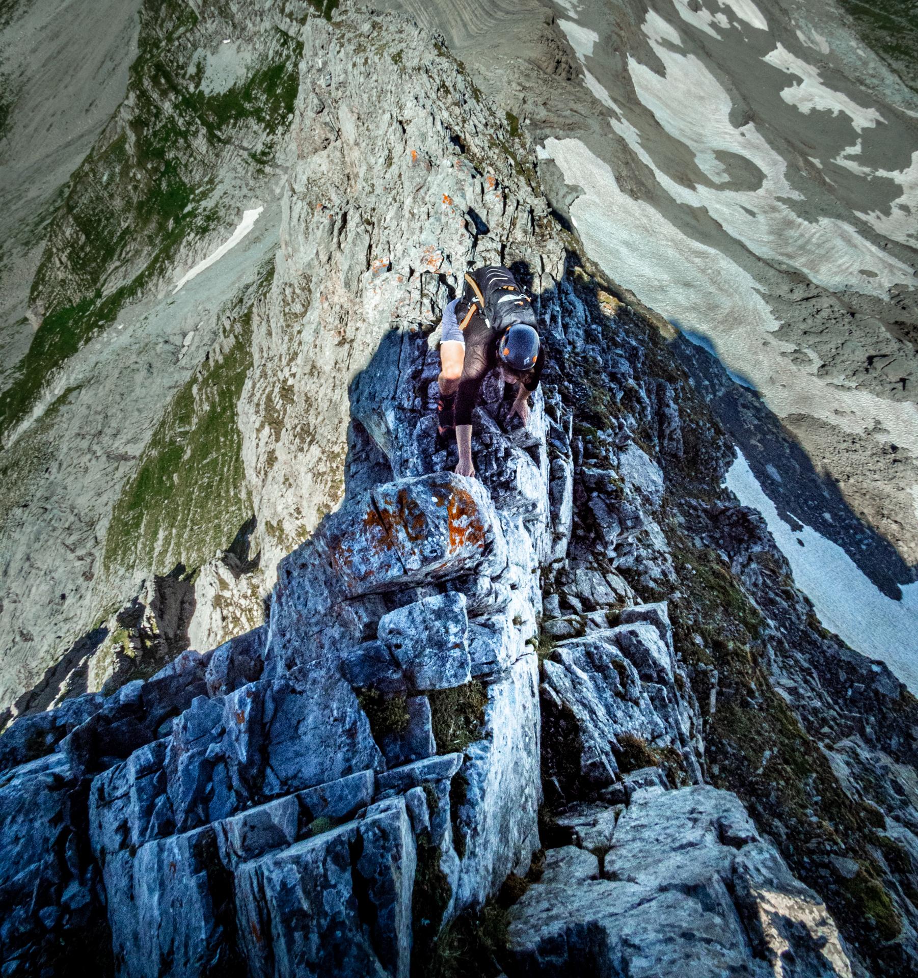 Bergtour, Glattalp, Höch Turm 2666m